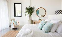 Villa Selalu Bedroom with Seating | Gili Gede, Lombok