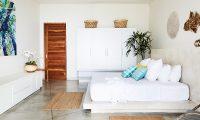 Villa Selalu Bedroom Area | Gili Gede, Lombok