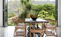 Villa Selalu Dining Area | Gili Gede, Lombok
