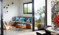 Villa Selalu Living Area | Gili Gede, Lombok