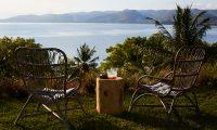 Villa Selalu Outdoor Seating | Gili Gede, Lombok