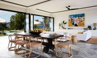 Villa Selalu Dining Table | Gili Gede, Lombok