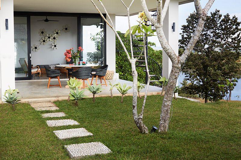 Villa Selalu Seating | Gili Gede, Lombok