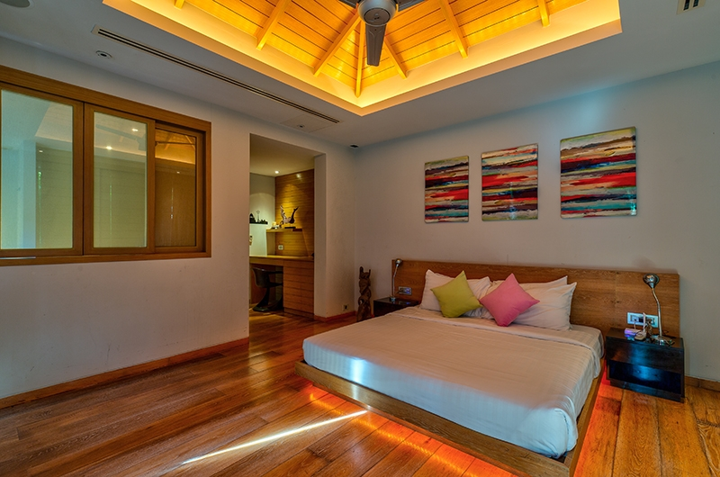 Villa La Colline Bedroom One | Layan, Phuket