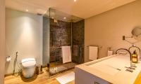 Villa La Colline Bathroom with Shower | Layan, Phuket