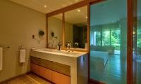 Villa La Colline Bathroom Area | Layan, Phuket