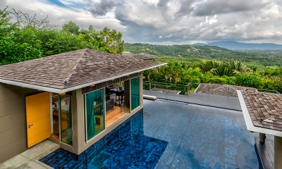 Villa La Colline Pool Area | Layan, Phuket