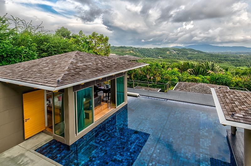 Villa La Colline Pool Area | Layan, Phuket