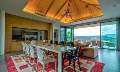 Villa La Colline Dining Area | Layan, Phuket