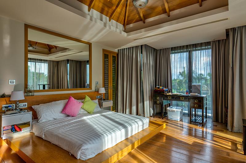 Villa La Colline Bedroom Area | Layan, Phuket