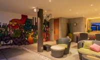 Villa La Colline Seating Area | Layan, Phuket