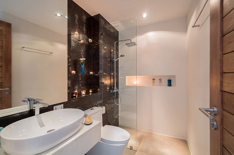 Villa Pablo Shower Area | Bang Tao, Phuket