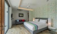 Villa Pablo Bedroom with Seating | Bang Tao, Phuket
