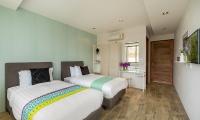 Villa Pablo Twin Bedroom Area | Bang Tao, Phuket