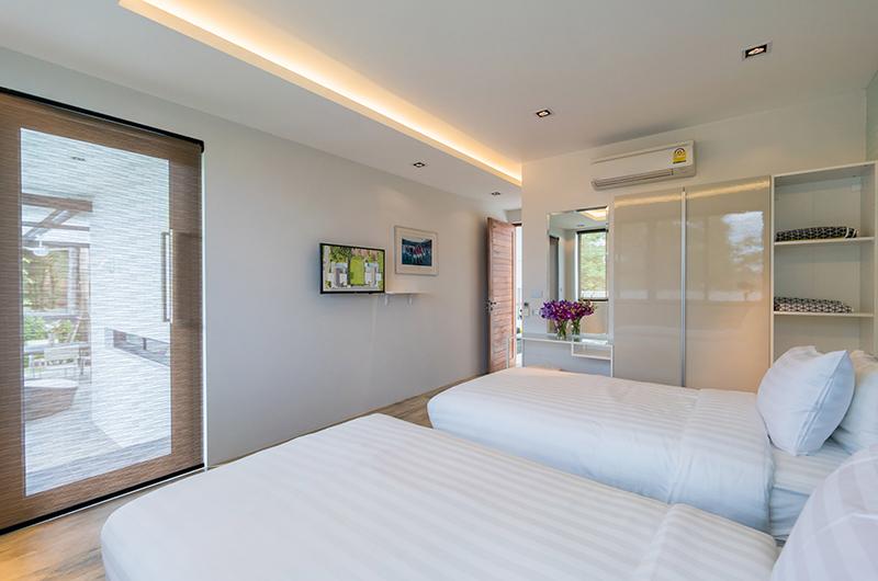 Villa Pablo Twin Bedroom | Bang Tao, Phuket