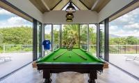 Villa Pablo Pool Table Area | Bang Tao, Phuket