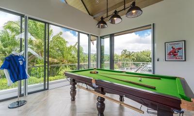 Villa Pablo Pool Table | Bang Tao, Phuket