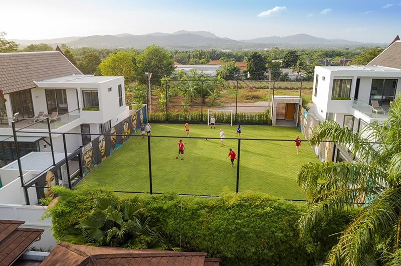 Villa Paloma Phuket Football Field | Bang Tao, Phuket