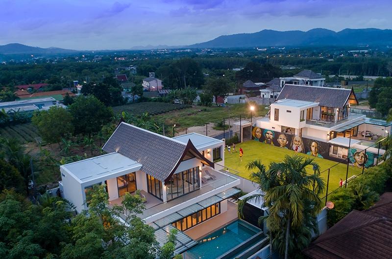 Villa Paloma Phuket Building | Bang Tao, Phuket
