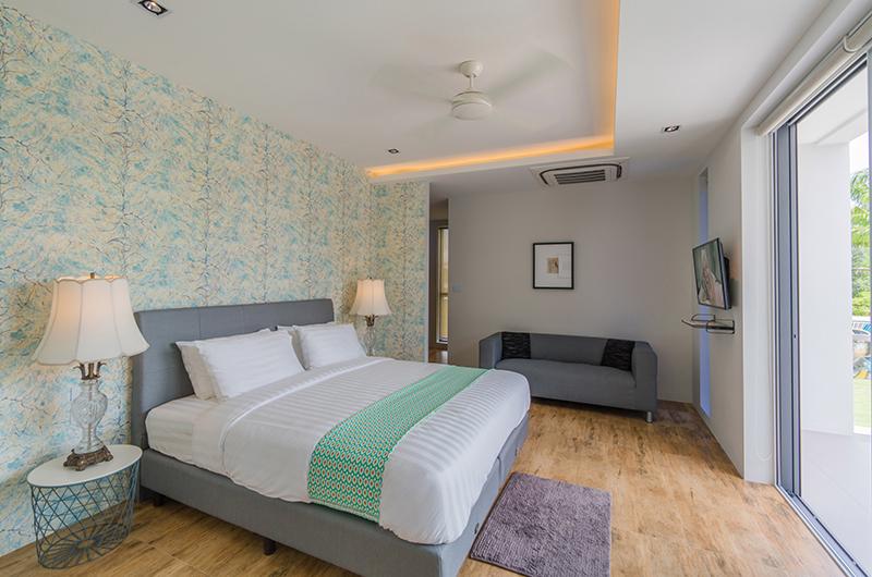 Villa Paloma Phuket Spacious Bedroom Area | Bang Tao, Phuket