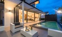 Villa Paloma Phuket Seating Area | Bang Tao, Phuket
