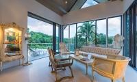 Villa Paloma Phuket Living Area | Bang Tao, Phuket