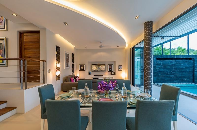 Villa Paloma Phuket Dining Area | Bang Tao, Phuket