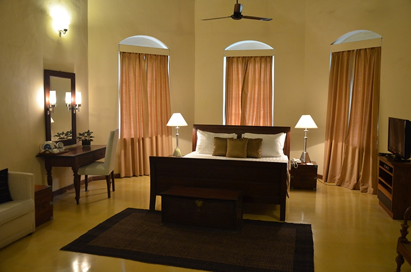 Glenross Plantation Villa Bedroom Area | Kalutara, Sri Lanka