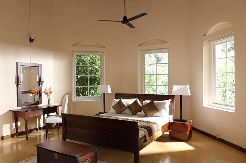 Glenross Plantation Villa Bedroom | Kalutara, Sri Lanka