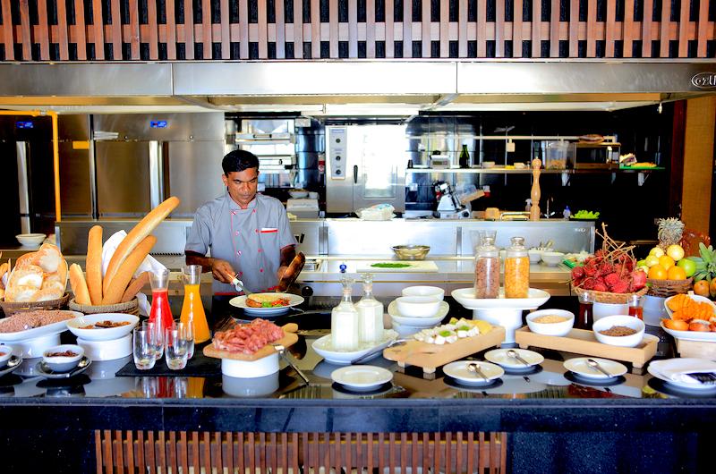 Sri Lanka Dickwella Ani Villas Chef