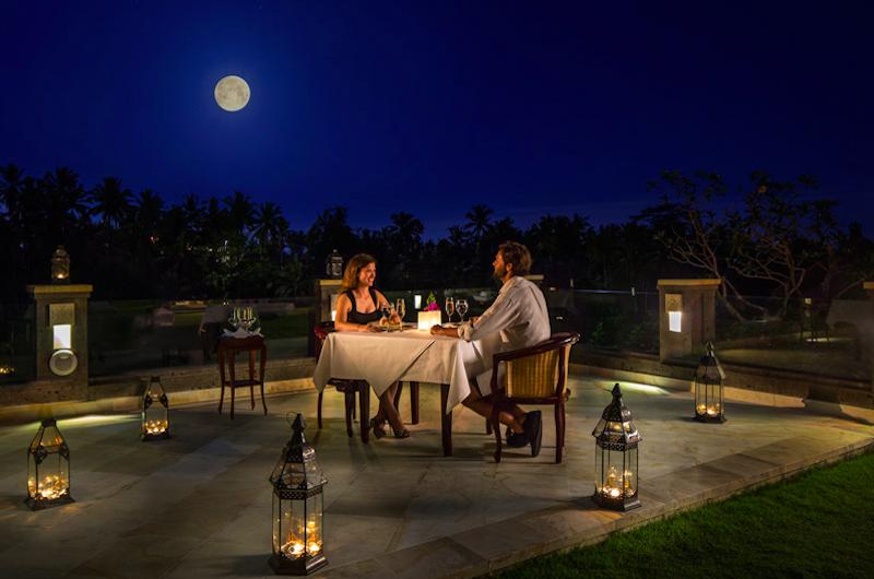 Cascades Restaurant Romantic Dinner | Sanur, Bali