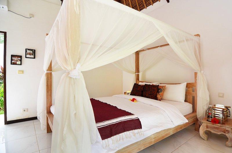 Candi Kecil Empat Bedroom Three Side   Ubud, Bali
