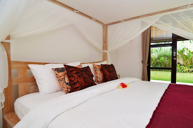 Candi Kecil Empat Bedroom with Pillow | Ubud, Bali