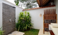 Candi Kecil Empat Shower Area | Ubud, Bali
