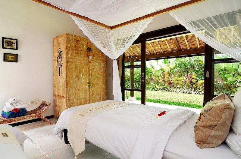 Candi Kecil Empat Guest Bedroom | Ubud, Bali