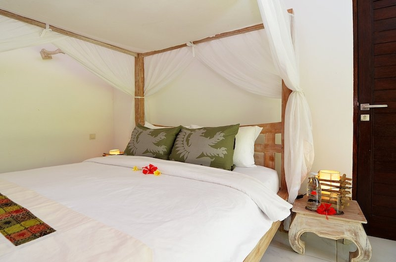 Candi Kecil Empat Bedroom Two Area | Ubud, Bali