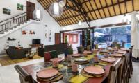 Candi Kecil Empat Dining Area | Ubud, Bali