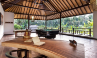 Candi Kecil Empat Pool Table Area | Ubud, Bali