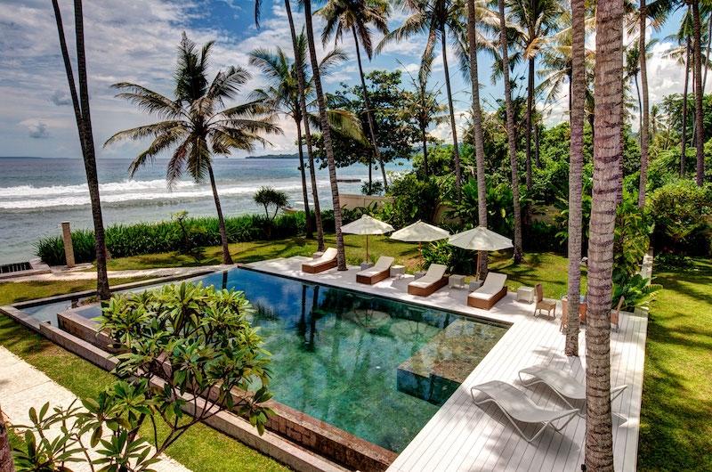 Villa Gita Segara Swimming Pool | Candidasa, Bali