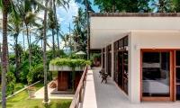 Villa Gita Segara Balcony Area | Candidasa, Bali