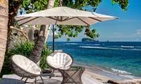 Villa Gita Segara Beach Seating | Candidasa, Bali