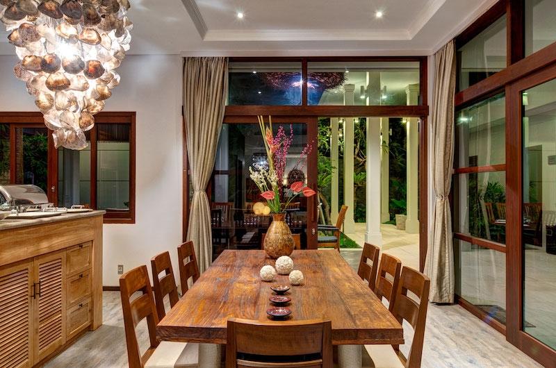 Villa Gita Segara Dining Area | Candidasa, Bali