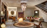 Villa Gita Segara Living Area | Candidasa, Bali