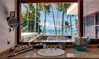 Villa Gita Segara Bathroom Sinks | Candidasa, Bali