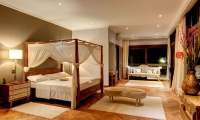 Villa Gita Segara Bedroom Area | Candidasa, Bali