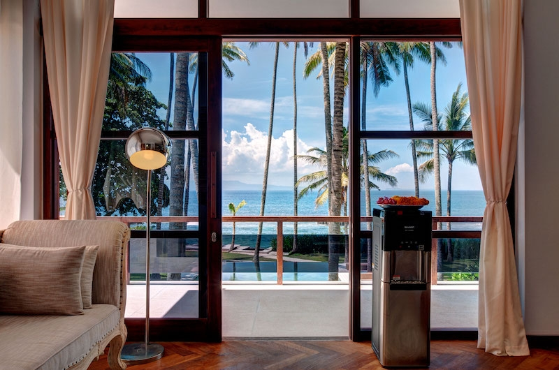 Villa Gita Segara Balcony | Candidasa, Bali