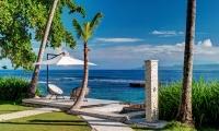 Villa Gita Segara Outdoor Seating | Candidasa, Bali