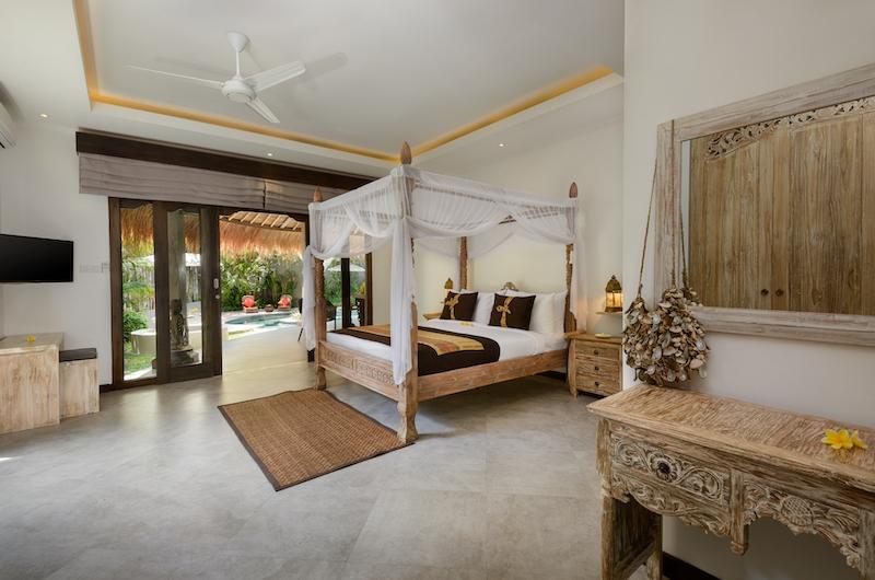 Villa Jabali Bedroom One | Seminyak, Bali