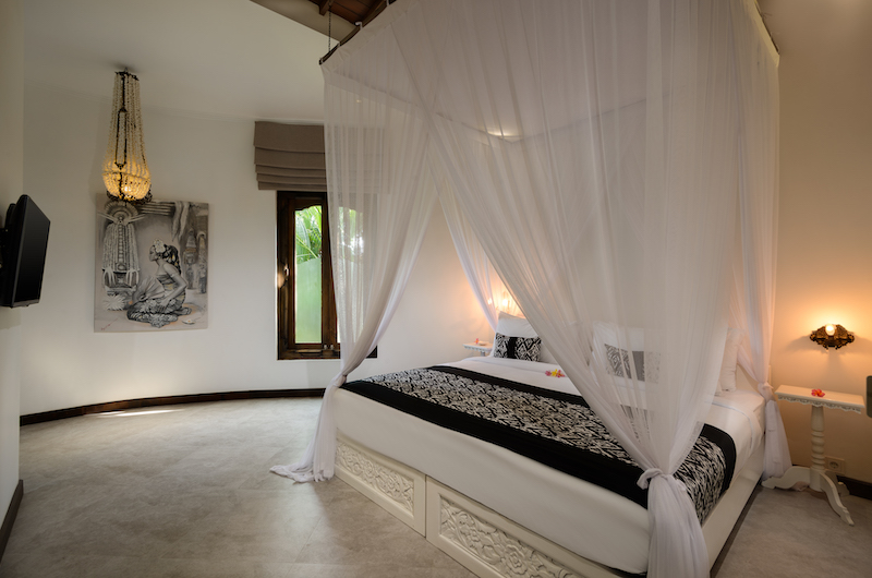 Villa Jabali Bedroom Side | Seminyak, Bali