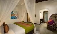 Villa Jabali Bedroom Area | Seminyak, Bali